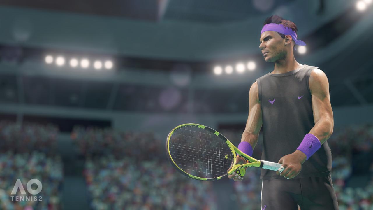 AO Tennis 2 Reveal Screenshot 2