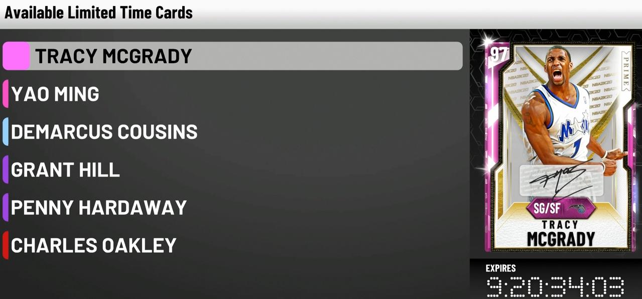 NBA-2K20-MyTeam-Tracy-McGrady-prime-series-players