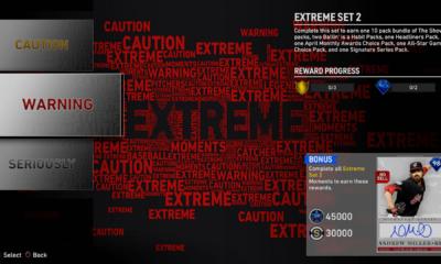 mlb the show 21 extreme moments wishlist