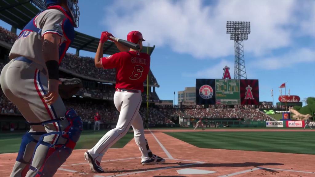 best home run animation
