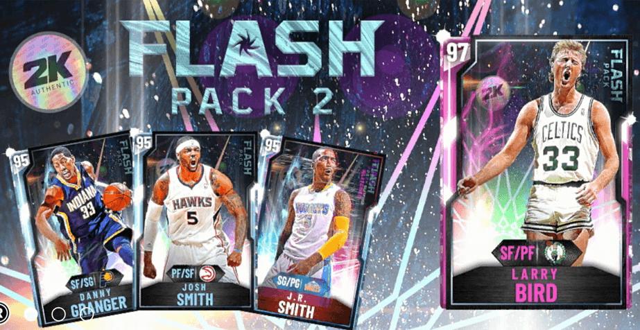 myteam flash pack 2 splash