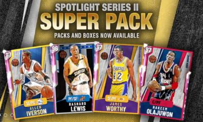 spotlight series 2 super pack splash