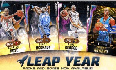 myteam leap year splash