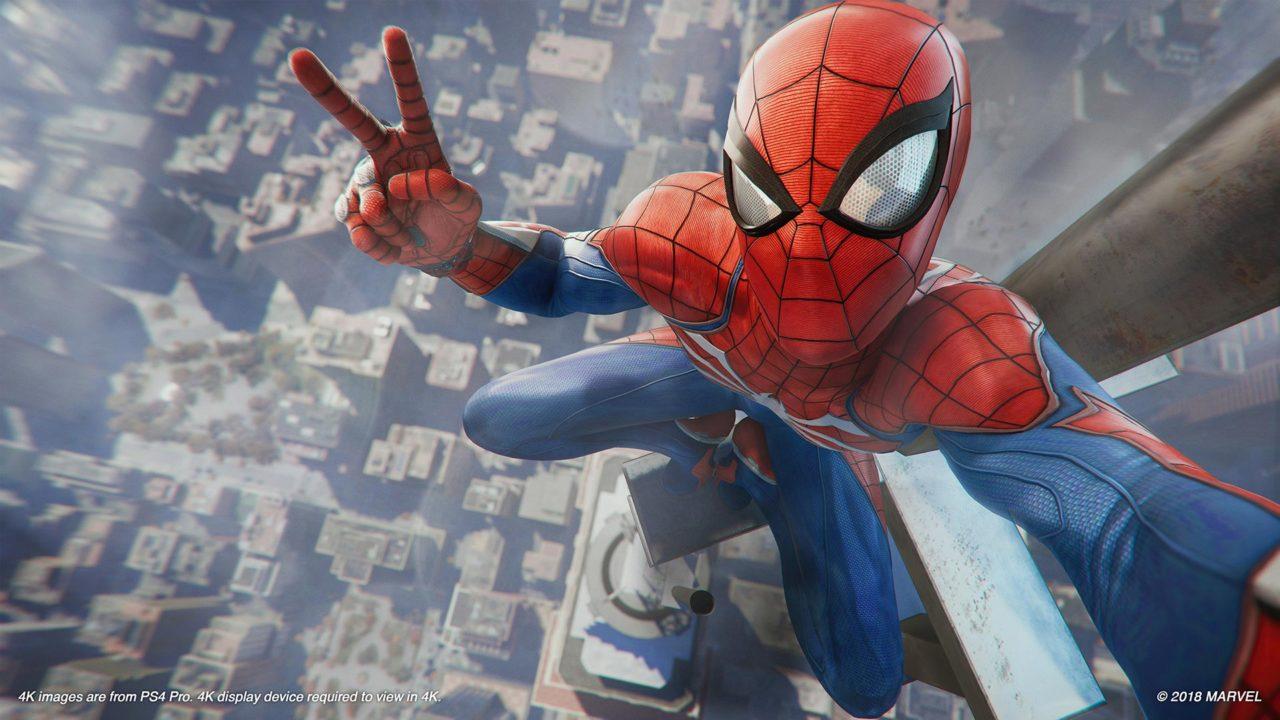 spider-man-peace