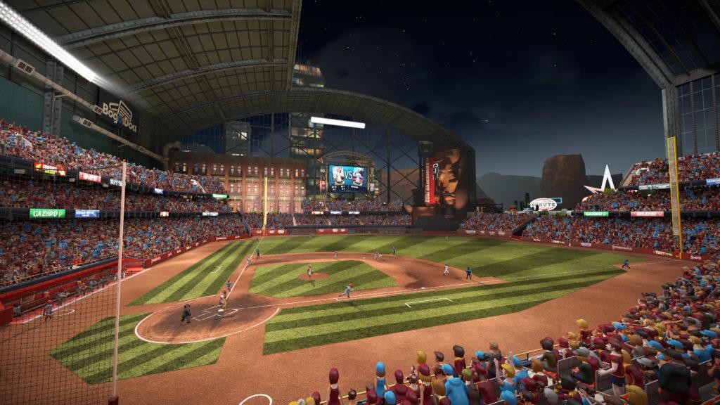 favorite stadiums in super mega baseball 3
