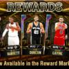 myteam token rewards splash