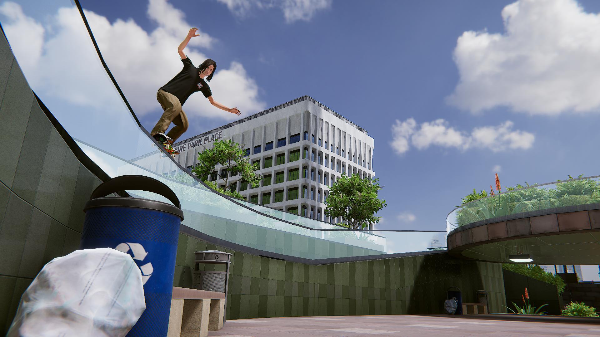 Skater XL Evan Smith