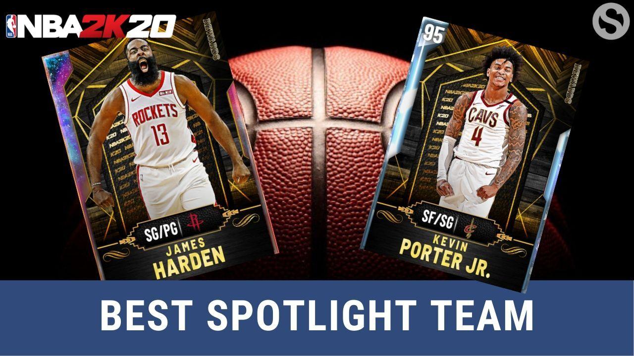 NBA 2K20 MyTeam Best Spotlight Team Breakdown
