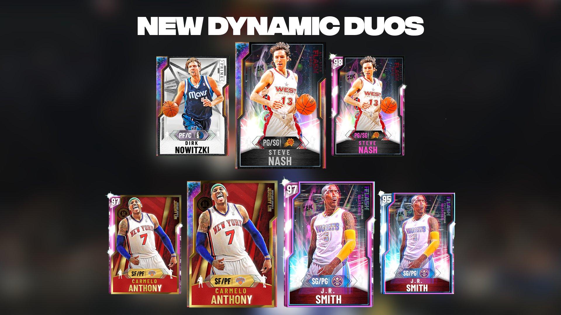 myteam dynamic duos