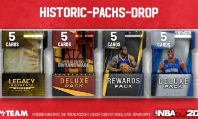 historic packs drop locker code