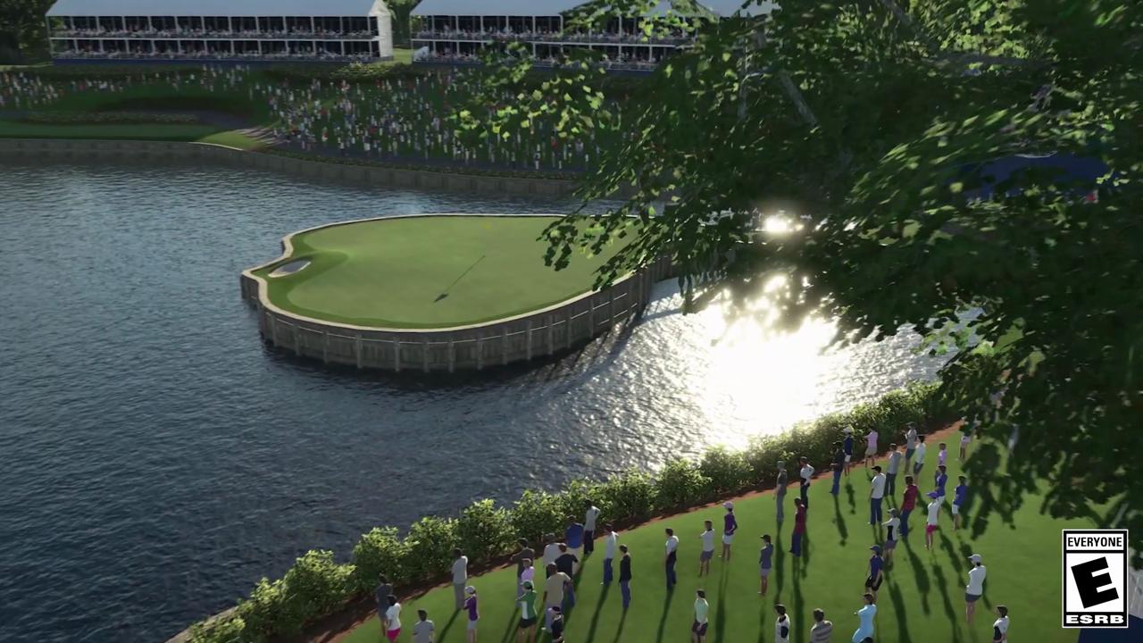 PGA TOUR 2K21 sortira ses clubs en août