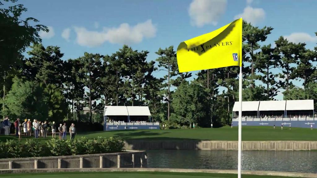 EA Sports PGA Tour career mode