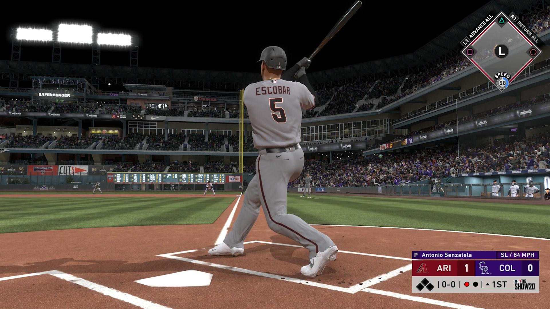 diamondbacks home run swings
