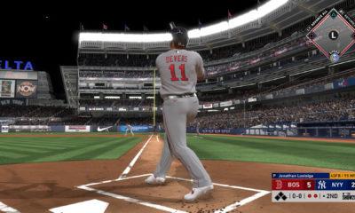red sox home run swings