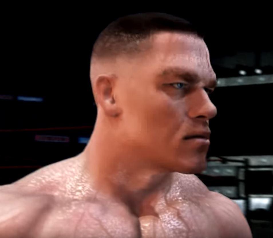 smackdown vs. raw 07 sweat