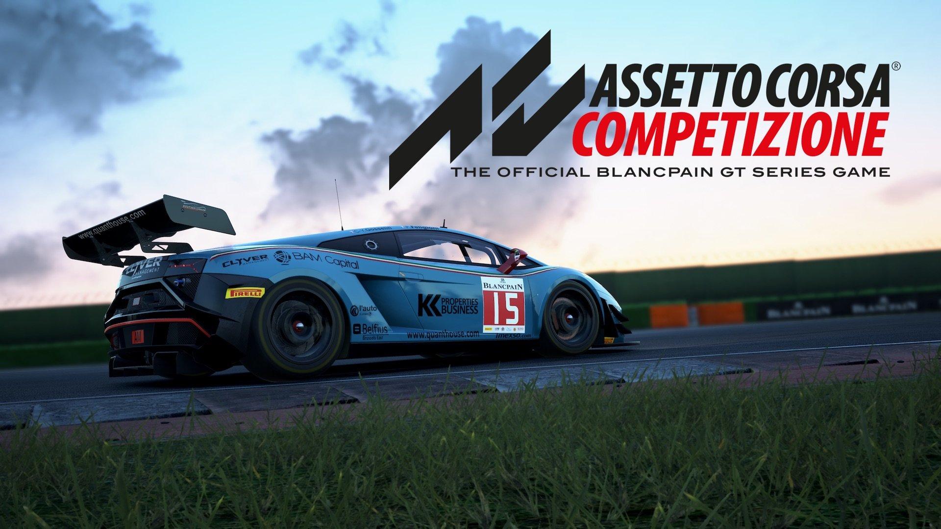 Assetto Corsa Competizione Review