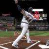 twins home run swings