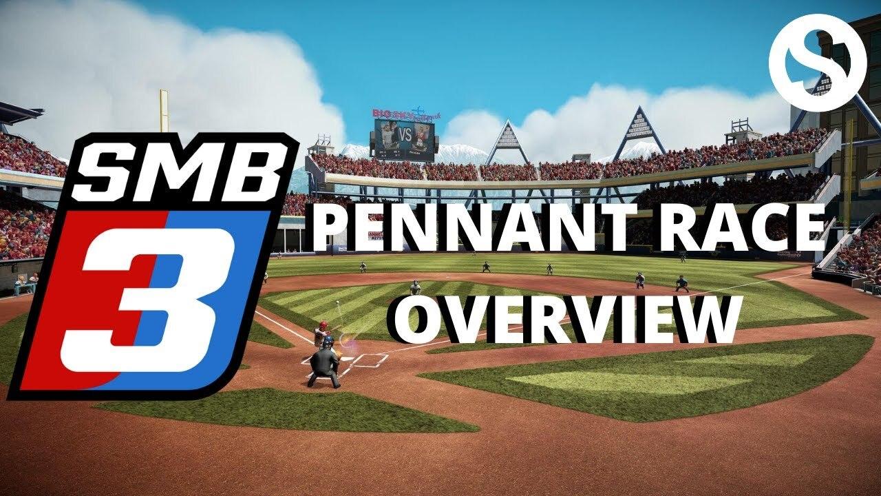 Super Mega Baseball 3 Pennant Race Mode Review