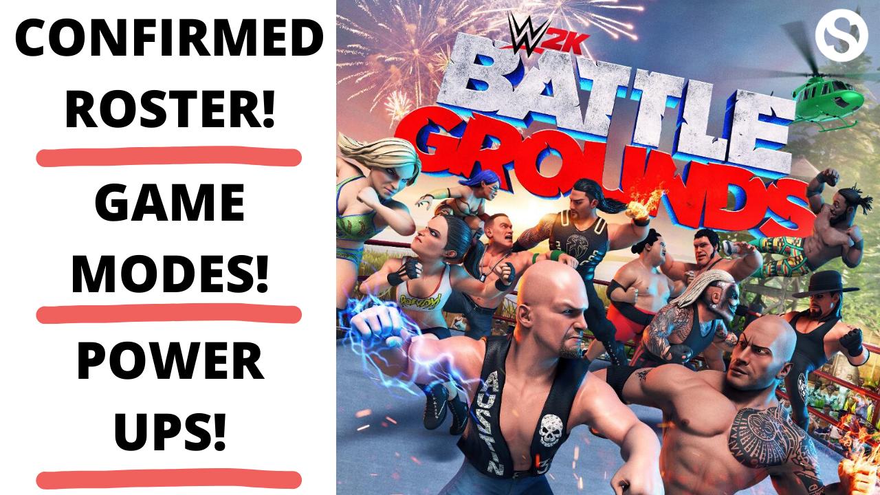 wwe 2k battlegrounds breakdown