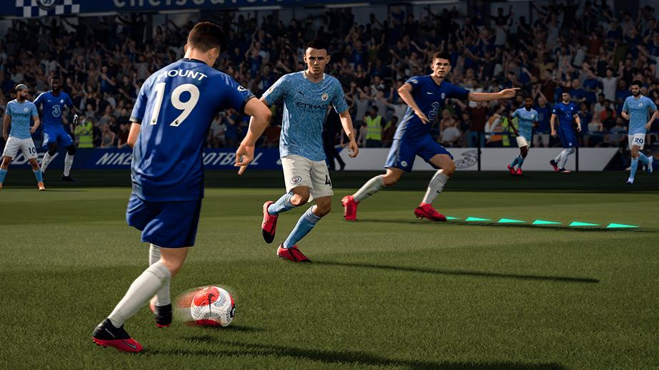 FIFA21 Gameplay
