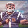 Cam Newton on Patriots in Madden