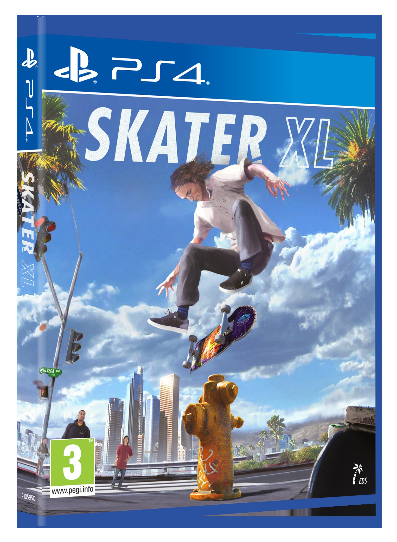 Skater-PS4