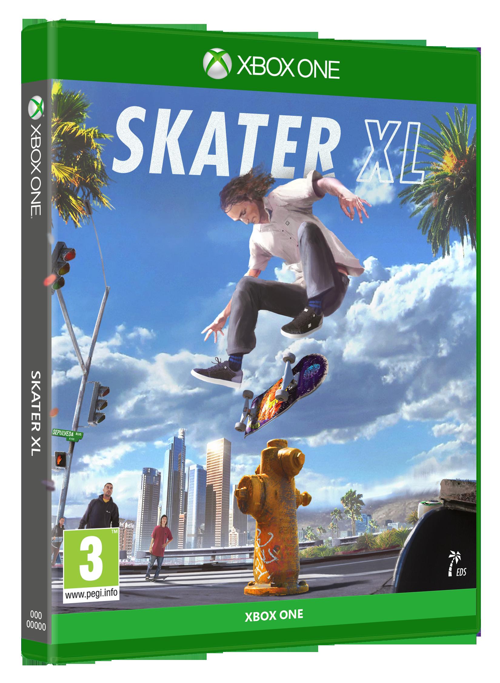 Skater-XBOX