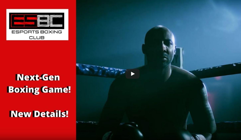 eSports boxing club information