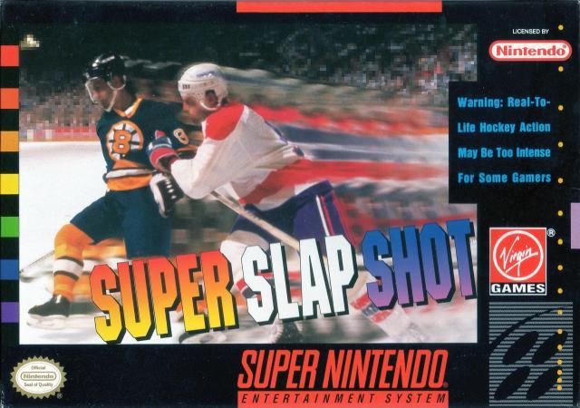 every super nintendo hockey game
