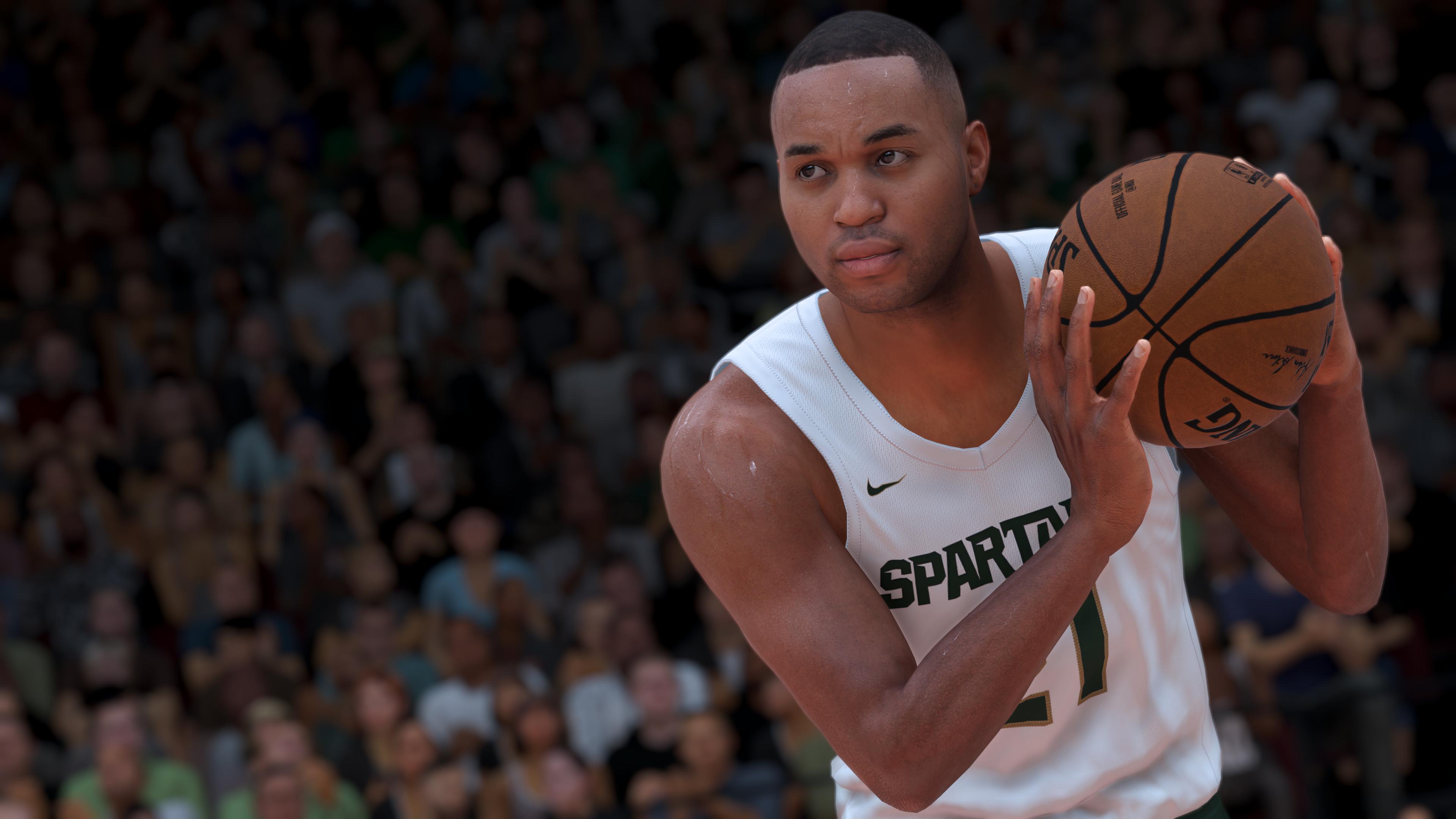 NBA 2K21 - MyCAREER Junior