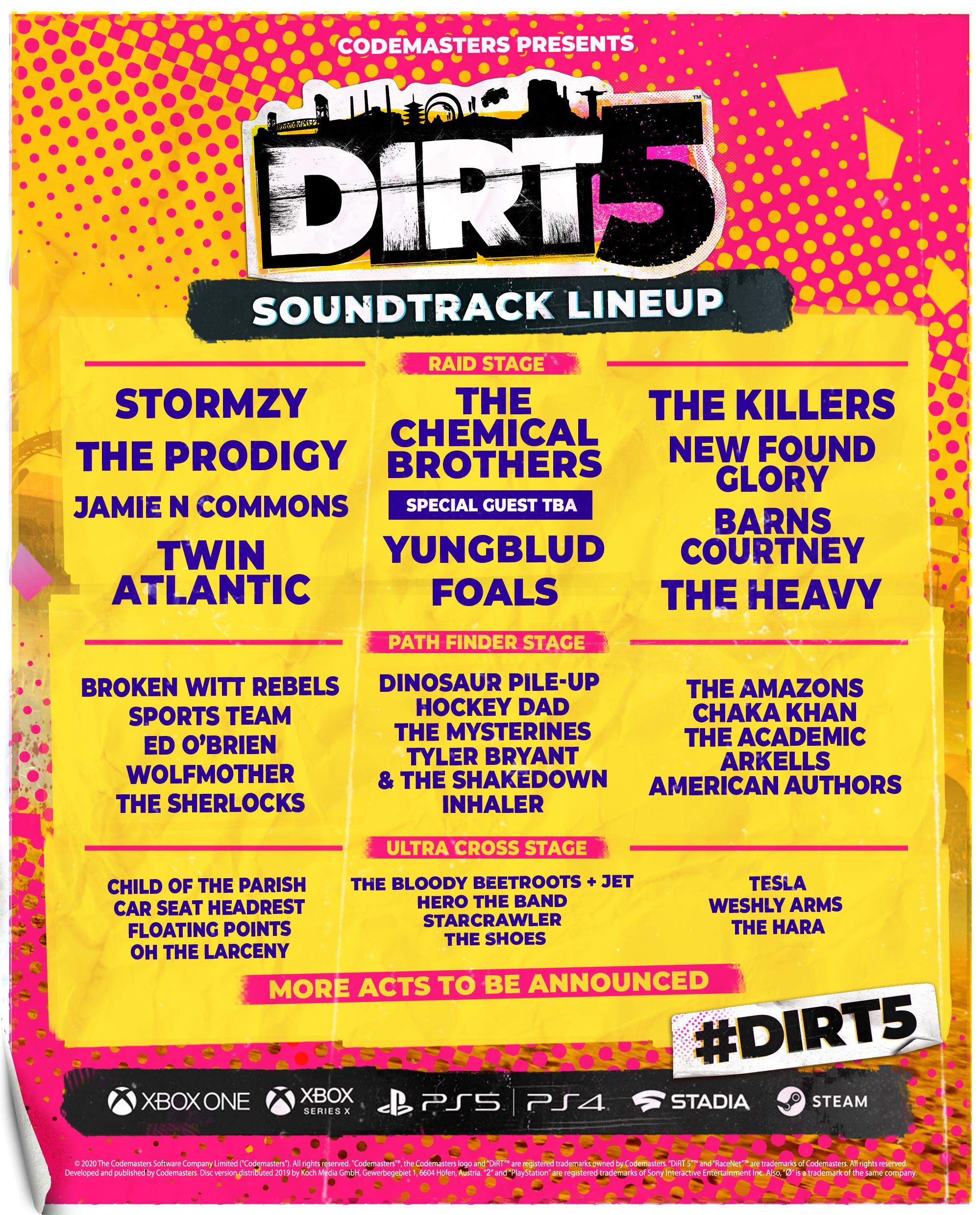 dirt-5-soundtrack