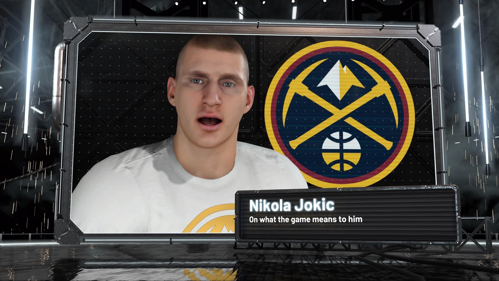 jokic interview