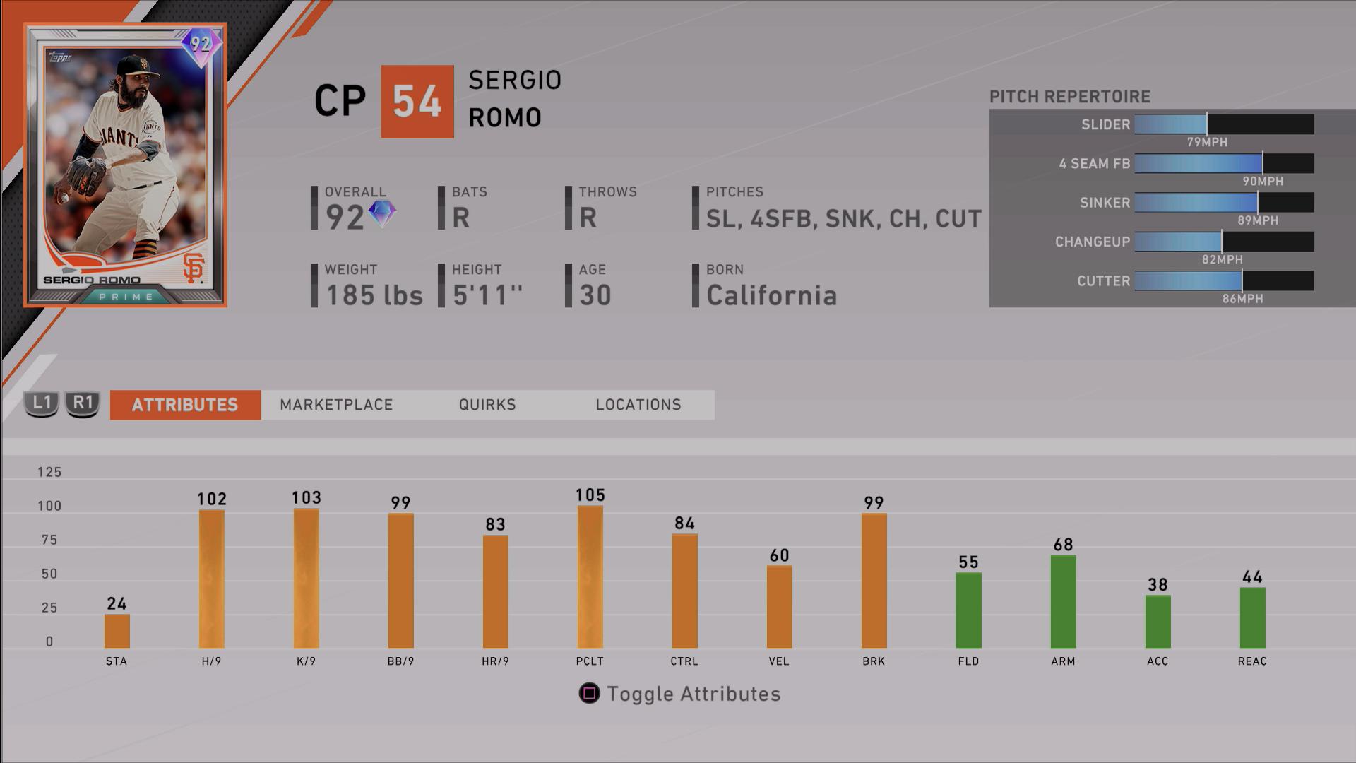mlb-the-show-20-7th-inning-program-prime-sergio-romo-ratings