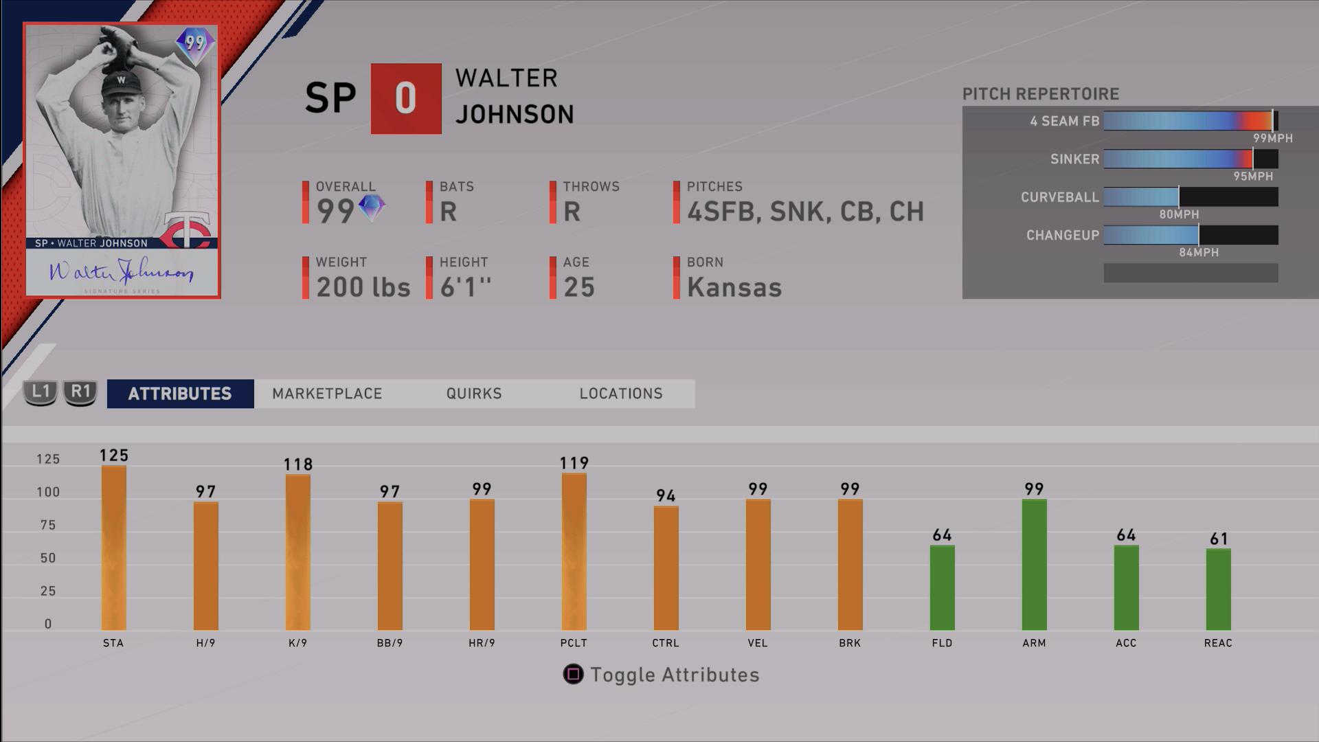 mlb-the-show-20-7th-inning-program-signature-series-walter-johnson-ratings