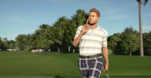 PGA Tour 2K21 mycareer