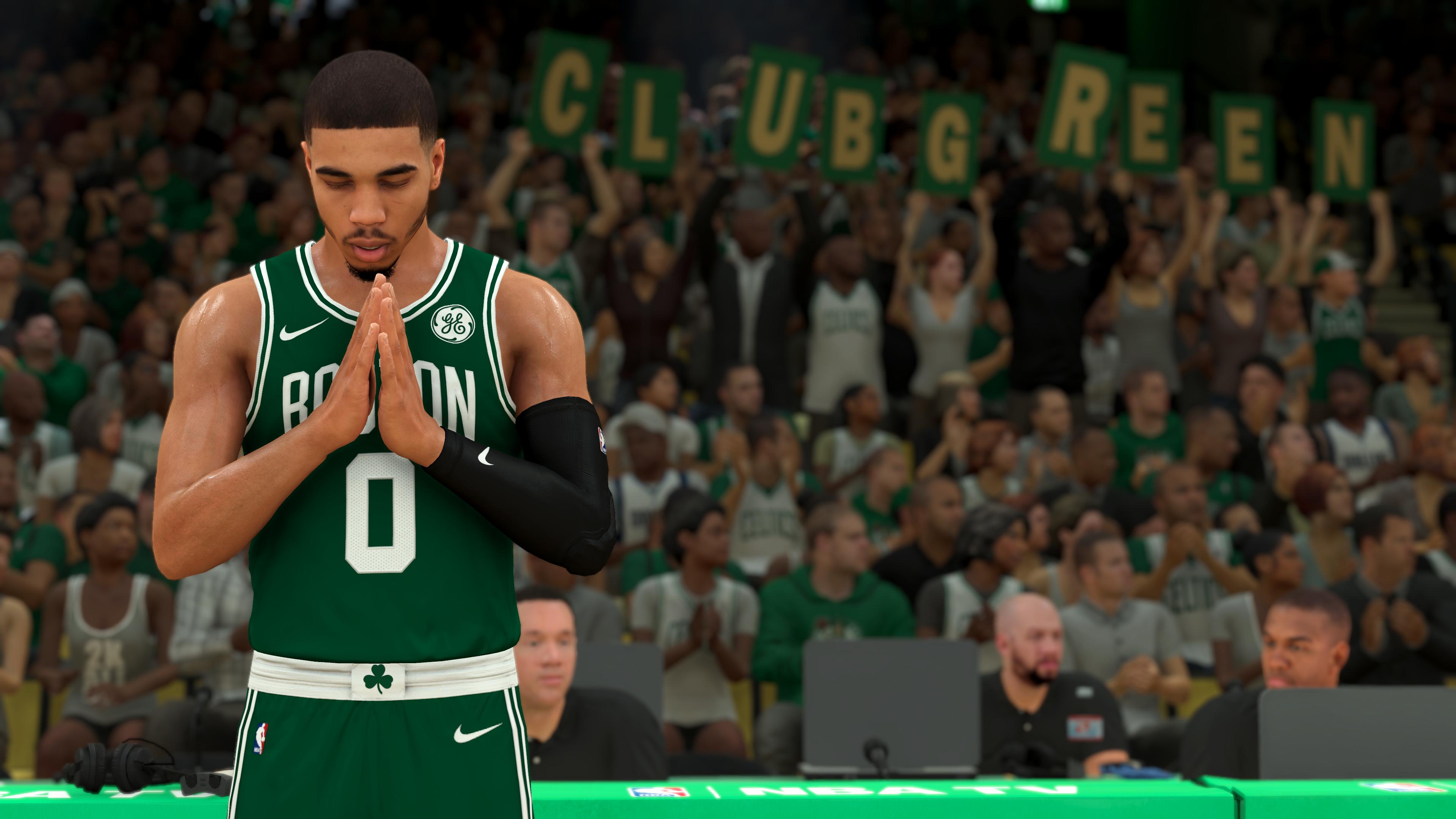 NBA-2K21 CG - Jayson Tatum Hands Clasped