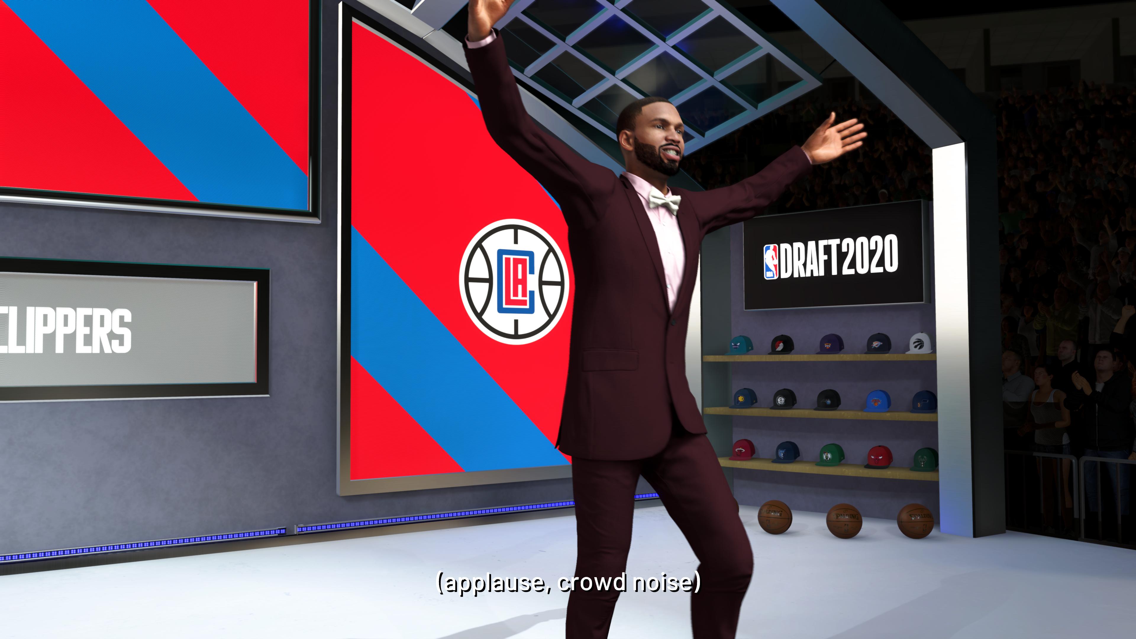 NBA 2K21 MyCareer Review