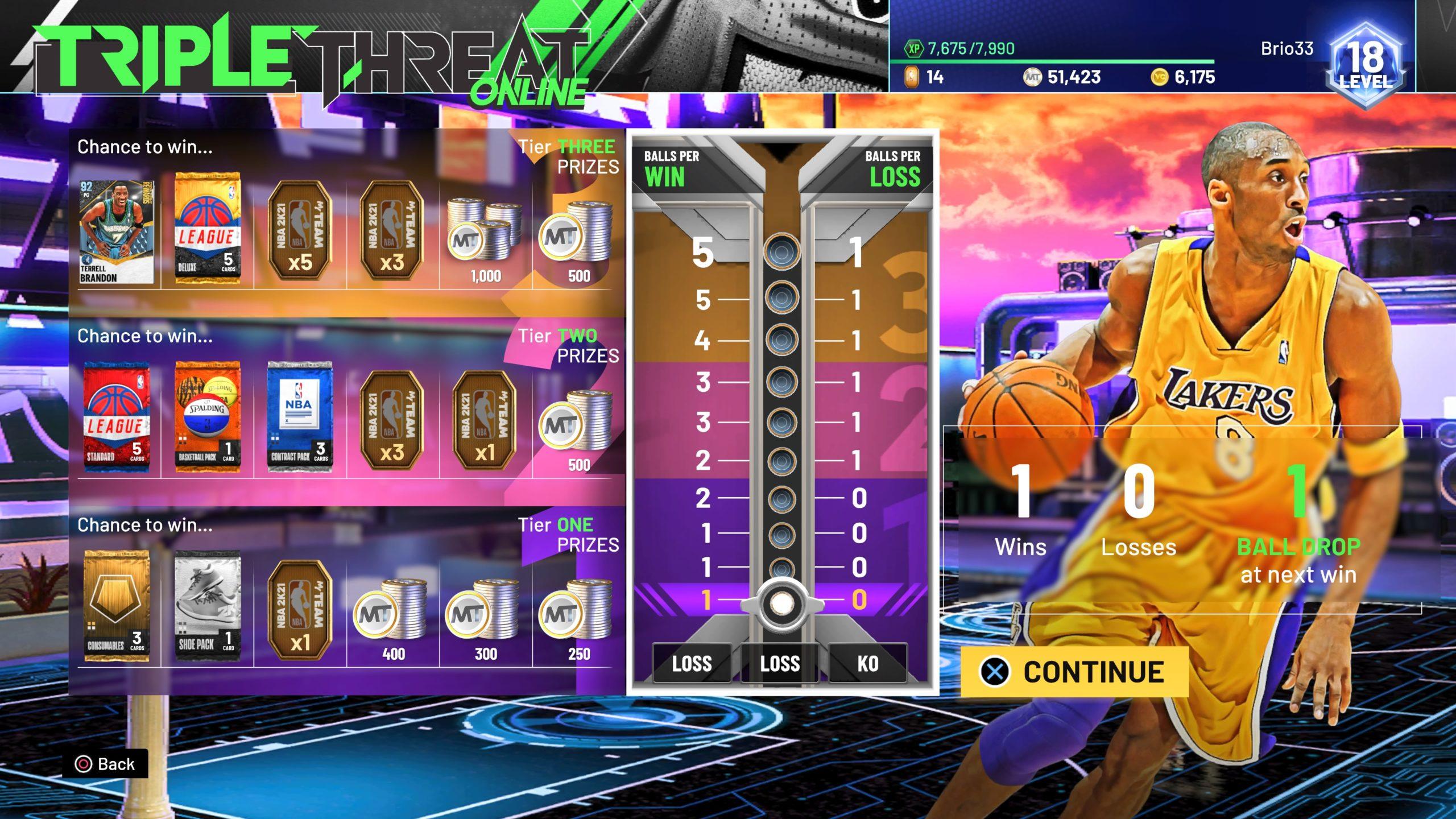 NBA 2K21 MyTeam review