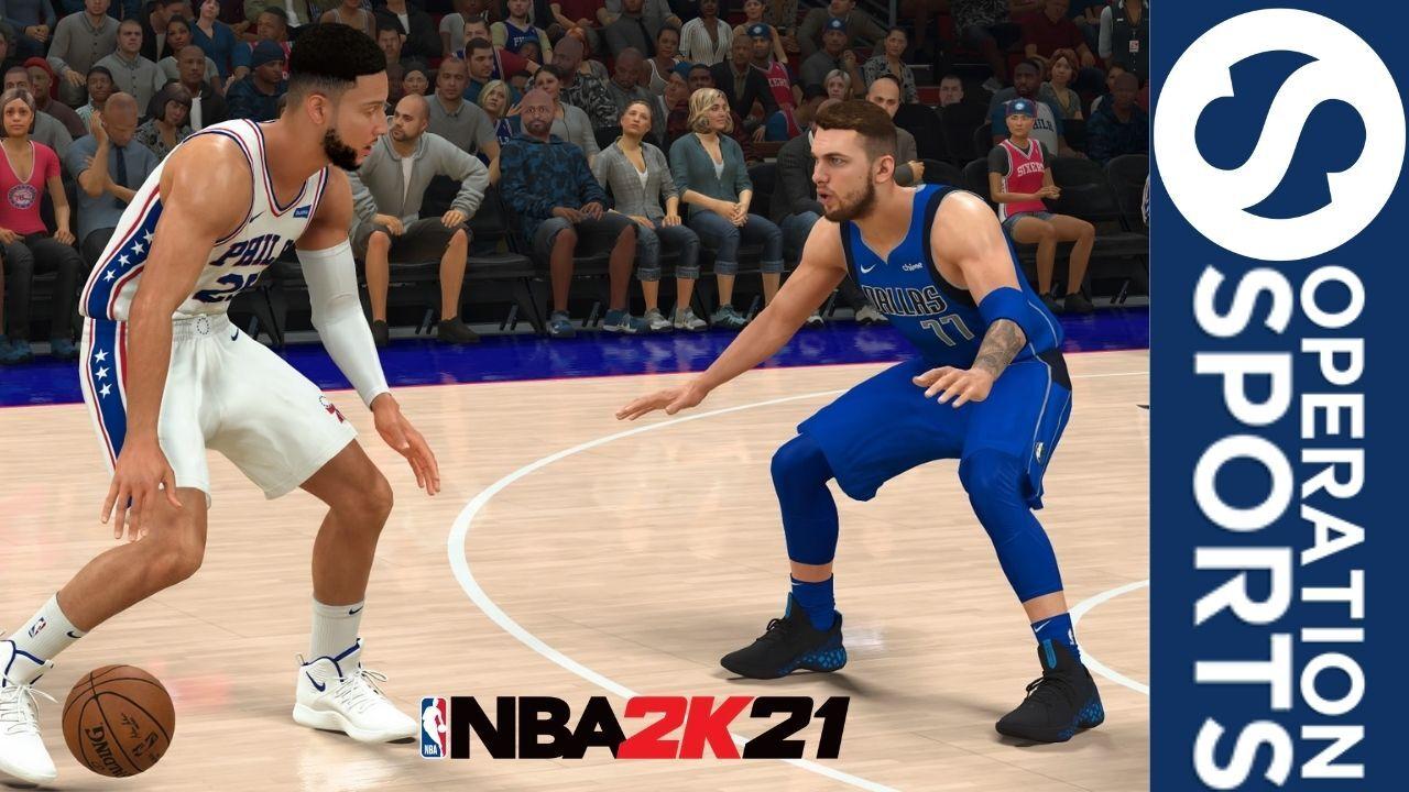 nba 2k21 gameplay