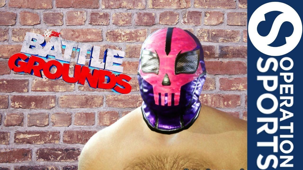 wwe 2k battlegrounds create-a-wrestler options
