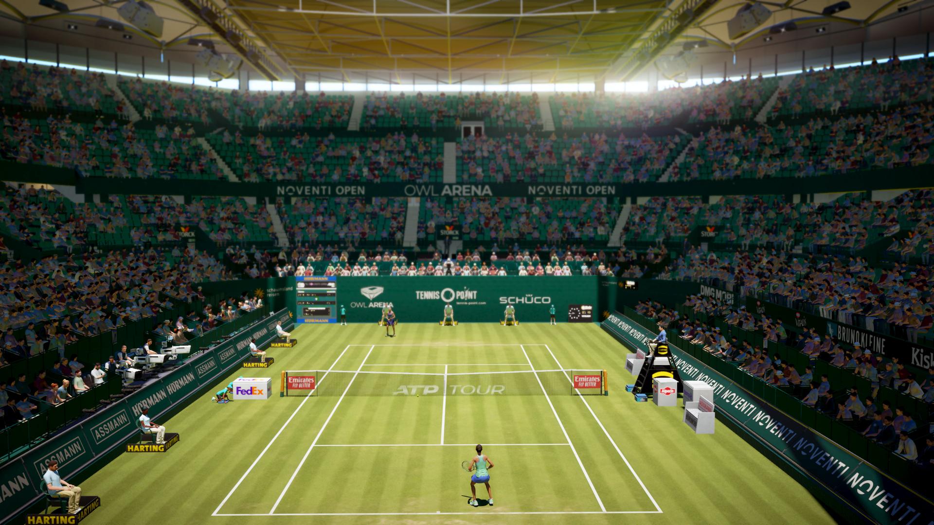 tennis world tour 2 review