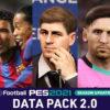 pes 2021 data pack 2
