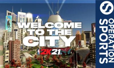 The City in NBA 2K21