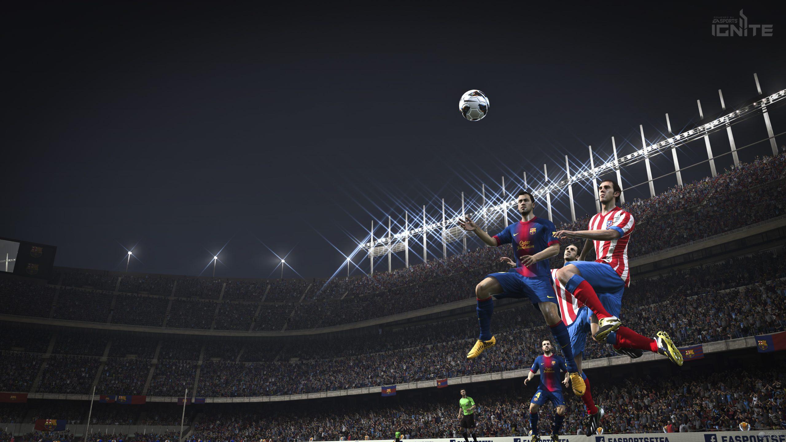 FIFA 14 retrospective