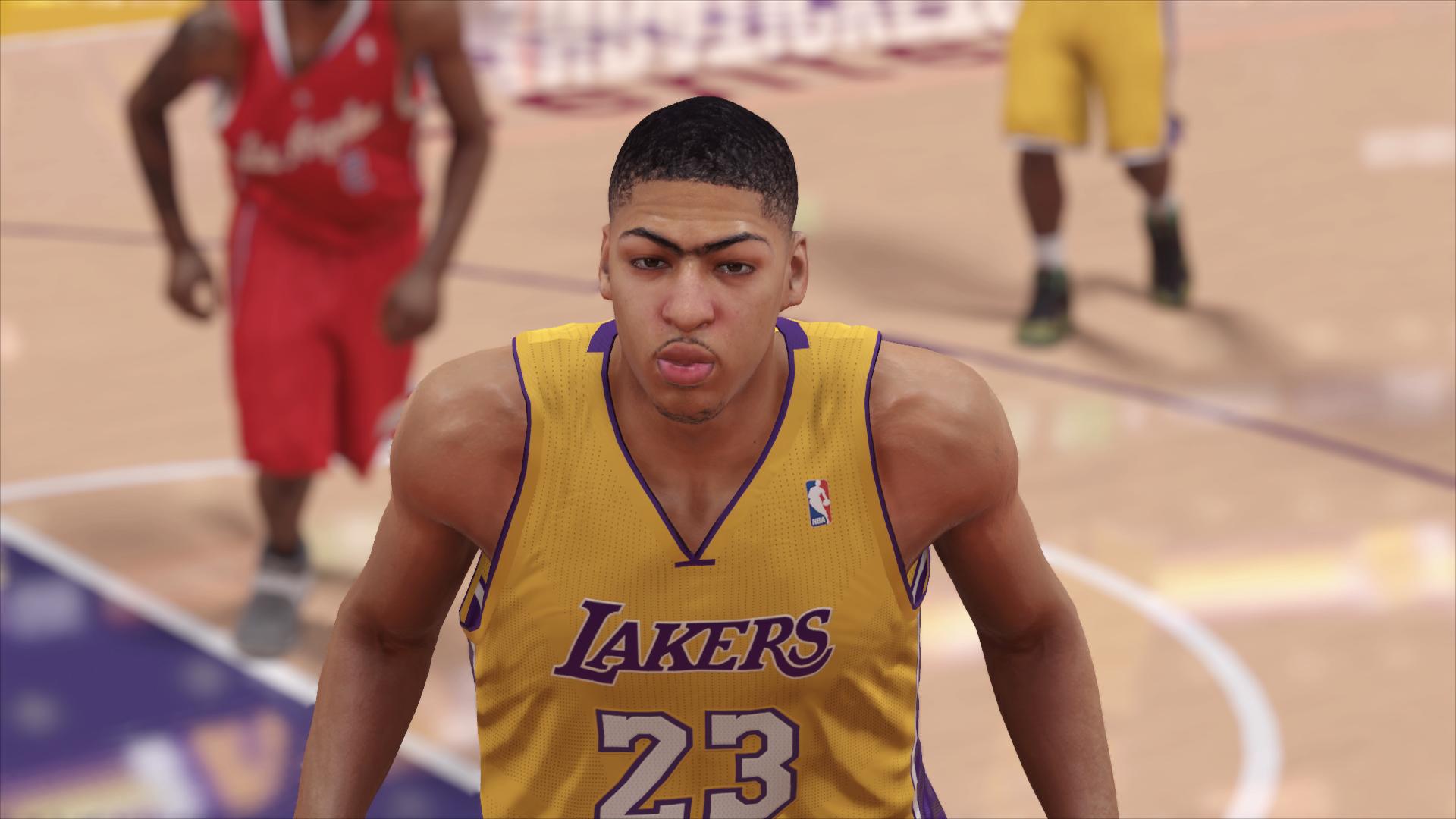 NBA 2K14 - AD