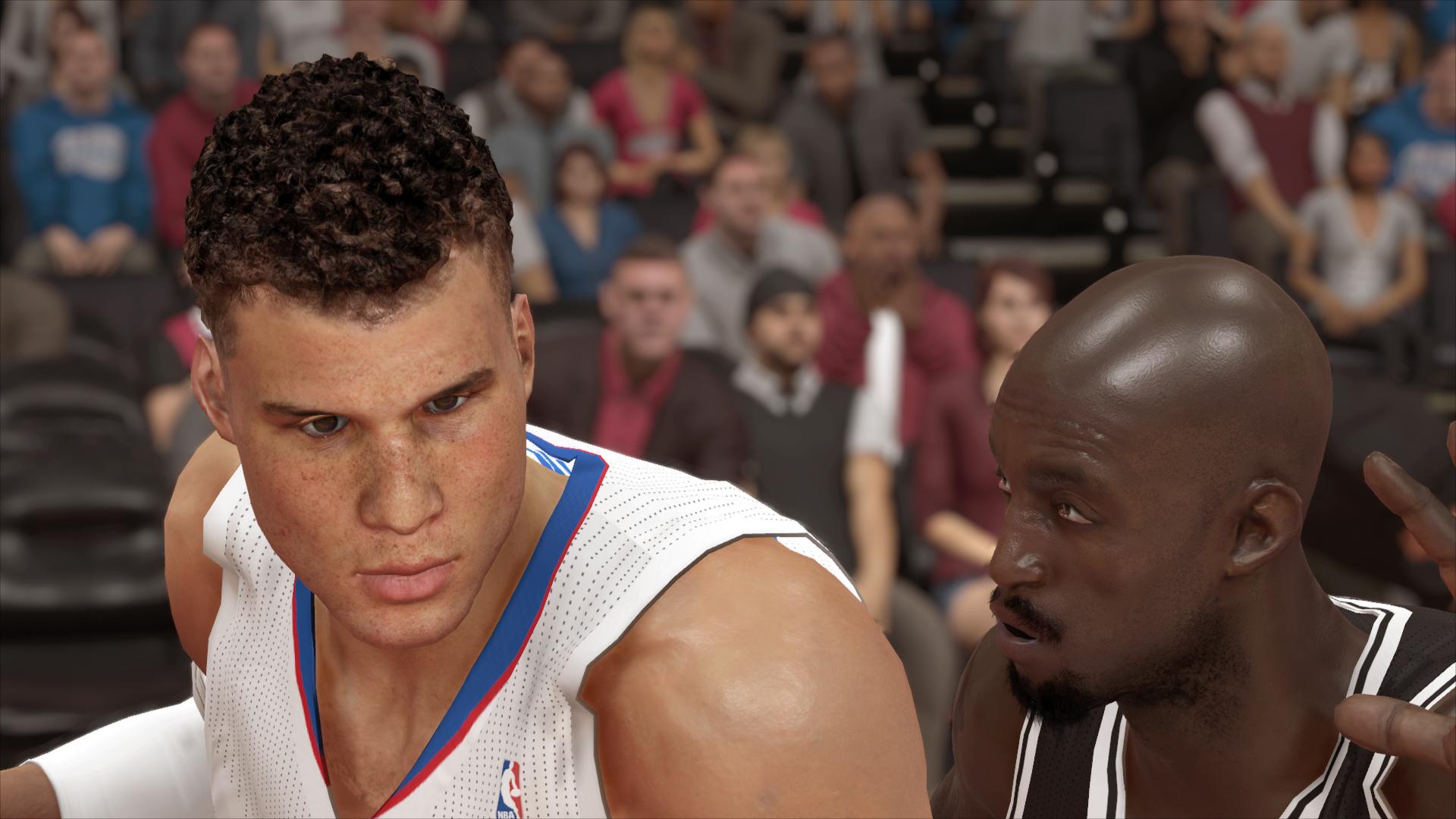 NBA 2K14 - Blake and KG