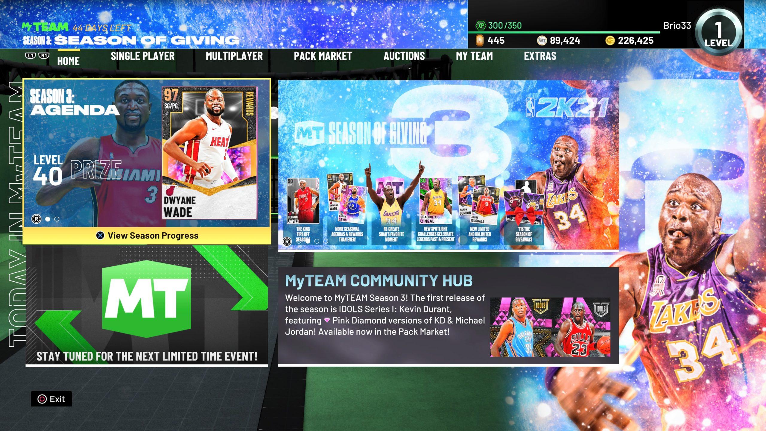 NBA 2K21 MyTeam Starter Guide