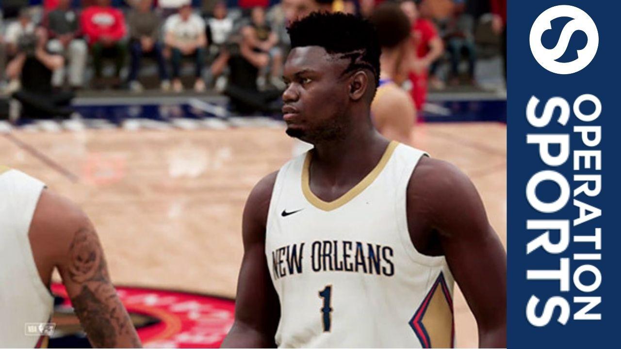 Next-Gen NBA 2K21