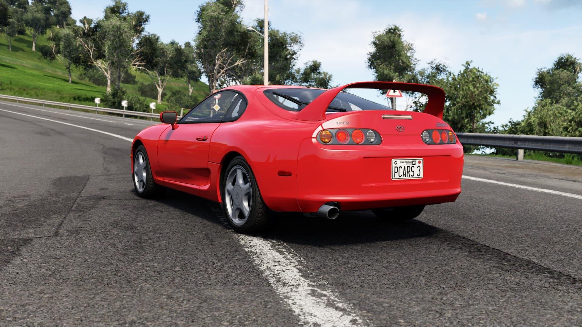 ToyotaSupra