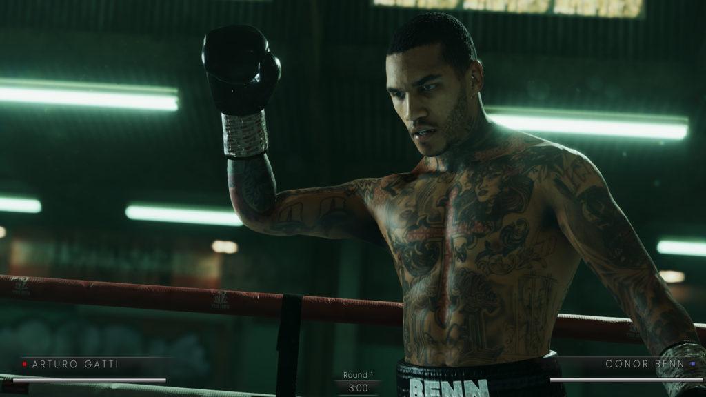 esports boxing club trailer breakdown